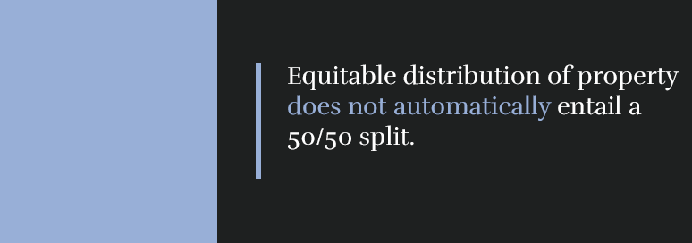 Equitable Distribution Division of Property Lawyer Forest Hills Queens NY